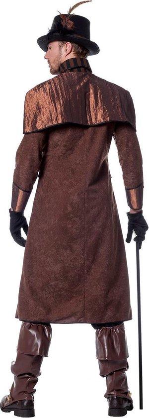 | Steampunk jas luxe voor heer