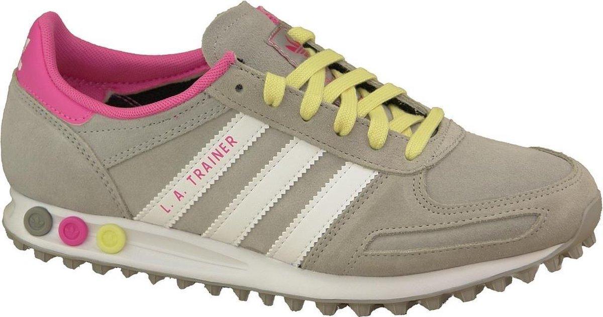 bol.com | adidas L.A. Trainer - Sportschoenen - Vrouwen ...
