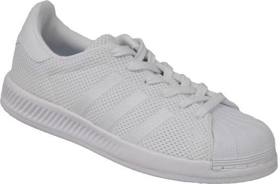 Adidas Superstar Bounce BY1589, Kinderen, Wit, Sneakers maat: 36 EU