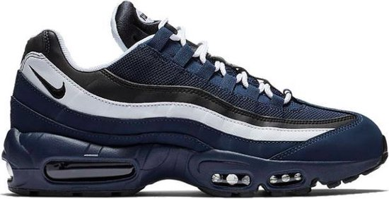 nike air max 95 blauw wit