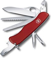 Victorinox Locksmith Zakmes 14 functies rood