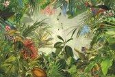 Komar XXL4-031 - Into the Wild - Jungle - Fotobehang - 368x248cm
