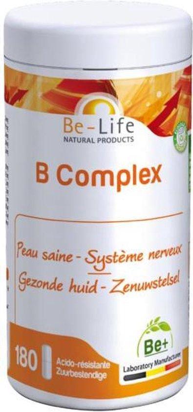 Be Life B-Complex 180 Capsules