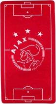 Ajax voetbalkleed - rood