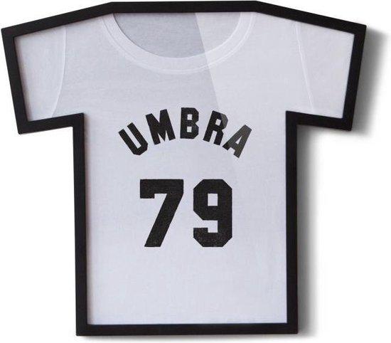 Umbra T-Frame t-shirt lijst - 54.6x49.5cm - zwart