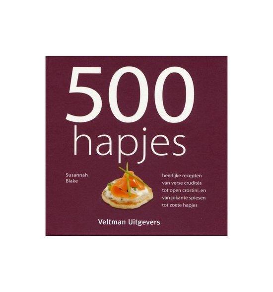 500 hapjes - Susannah Blake |