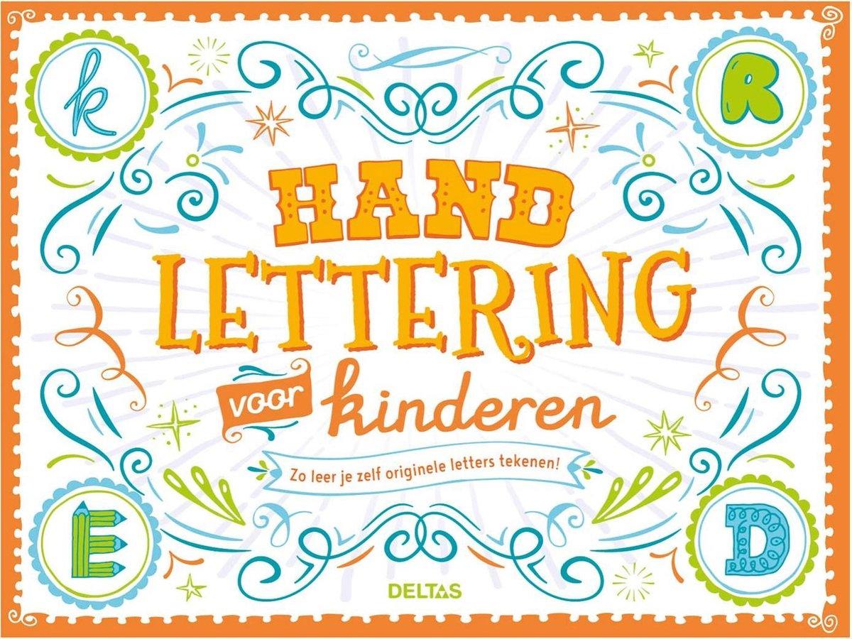Boek Handlettering voor Kinderen - Diverse auteurs