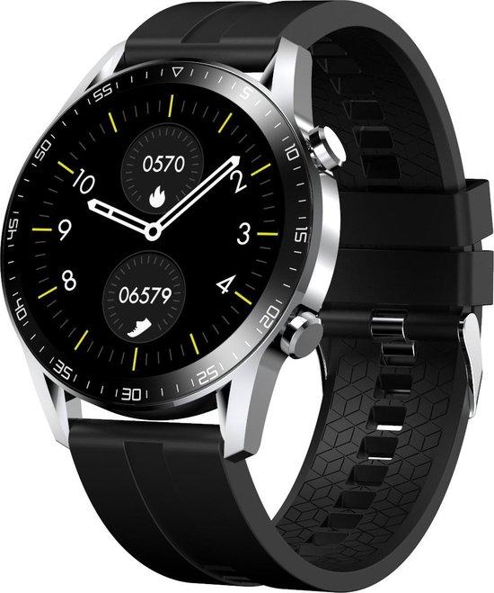 PowerLocus PW5 - Smartwatch - Zilver