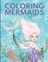 Coloring Mermaids