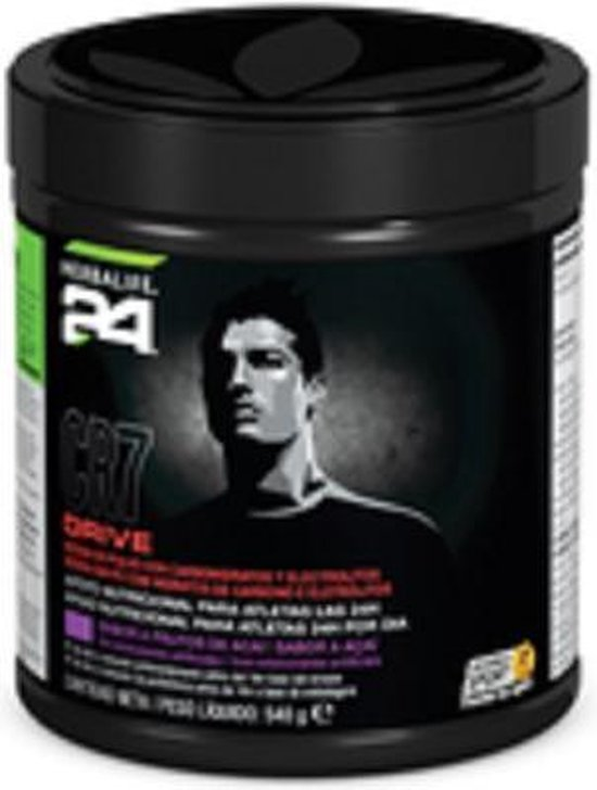 CR7 Drive - Pre Workout- Herbalife- Koolhydraat Elektrolyt Drank - Hydratatie - Vitaminen - Mineralen - Sportdrank - Proteïne - Açai Bessen - Sport Shake - Vegan Shake- Sportvoeding - Supplementen