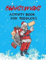 Christmas Activity Book For Toddlers