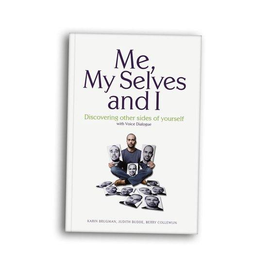 Boek cover Me, My Selves and I van Karin Brugman (Onbekend)