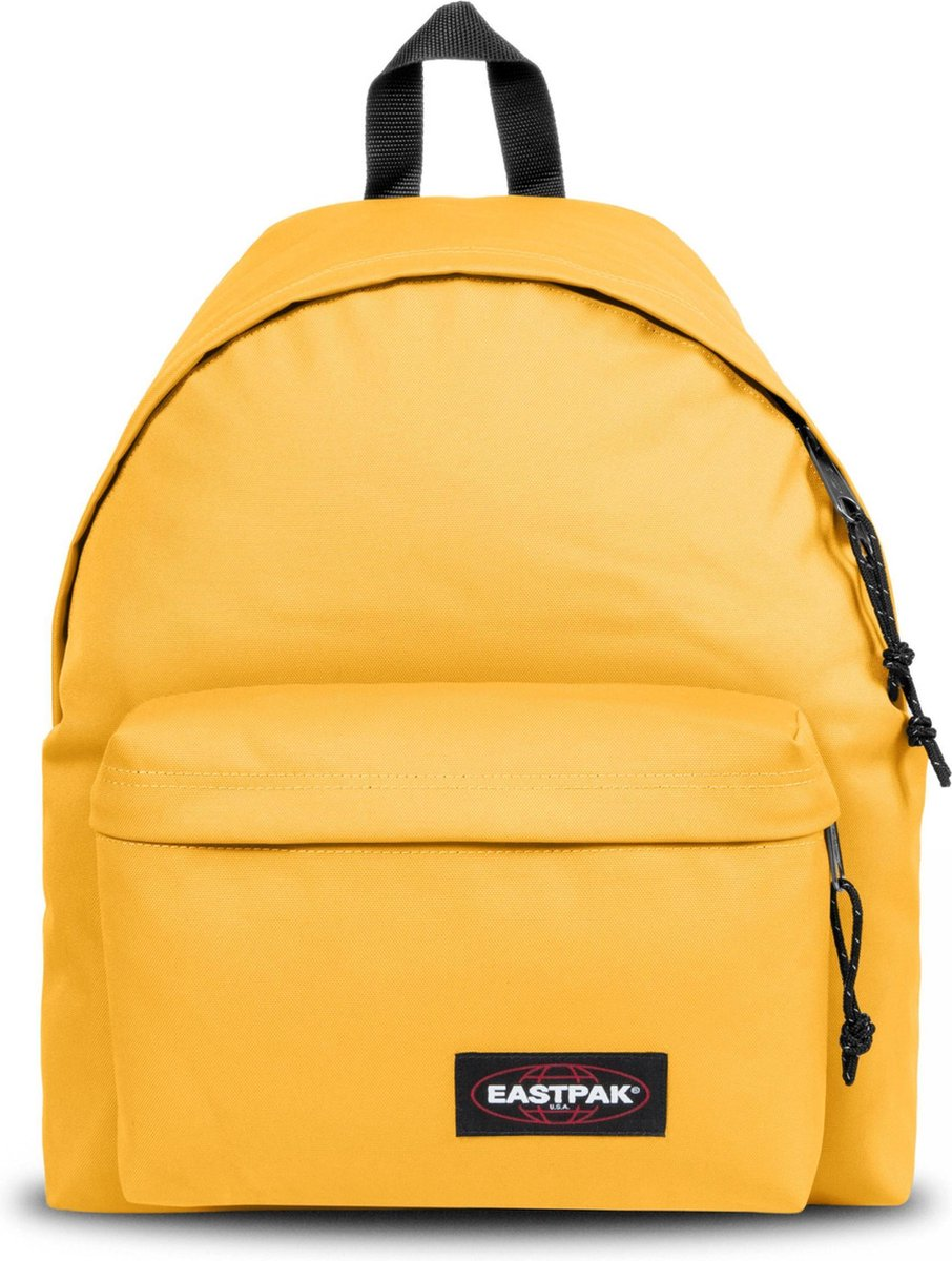 Eastpak Padded Pak'R Rugzak 24 Liter - Sunset Yellow