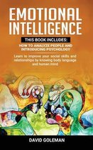 Emotional Intelligence: This Book Includes: How to Analyze People and Introducing Psychology