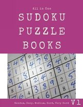 All in One, Sudoku puzzle books V1