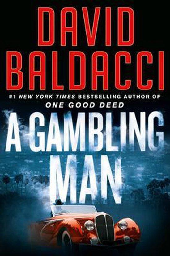 Omslag van A Gambling Man