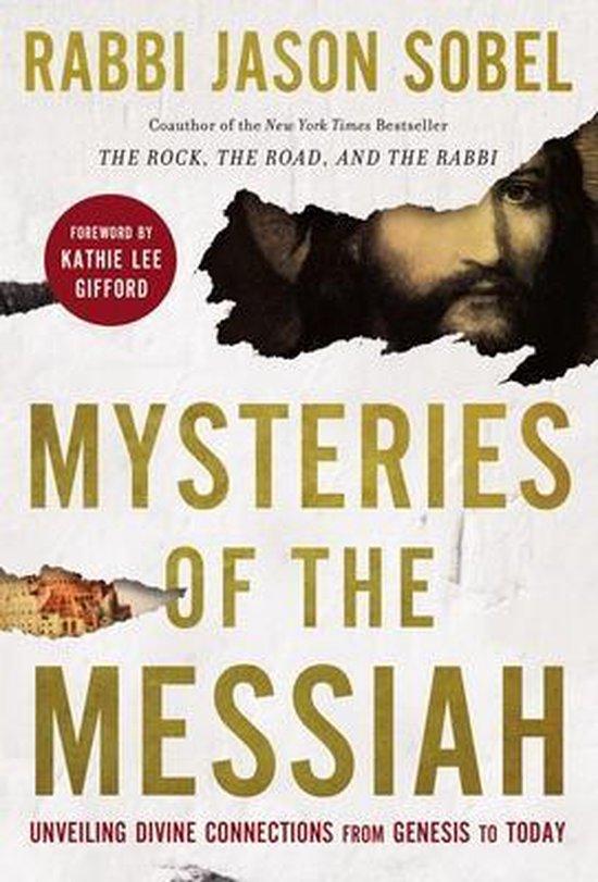 Boek cover Mysteries of the Messiah van Rabbi Jason Sobel (Hardcover)