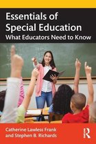 Essentials of Special Education