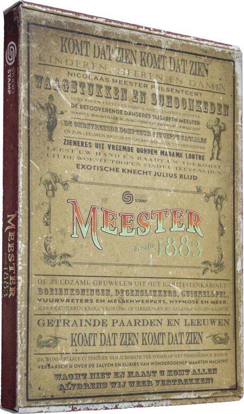 Afbeelding van het spel Studio Stamp - Meester, 1883 - Escape spel