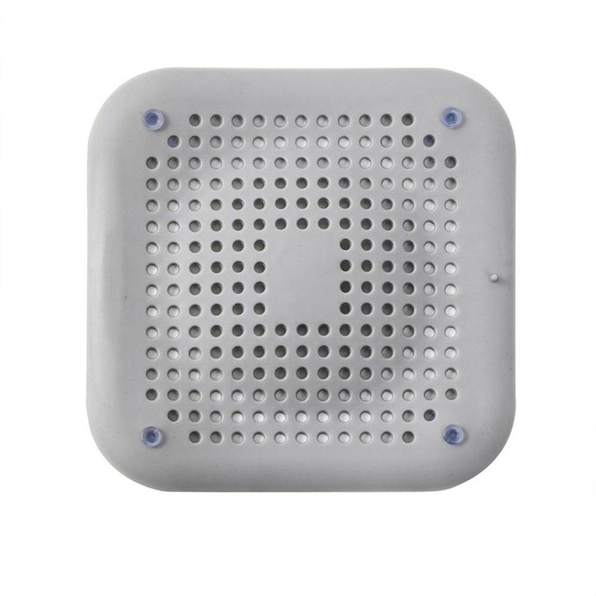 Silicone afvoerstop - Anti haar afvoer stop - Afvoerplug