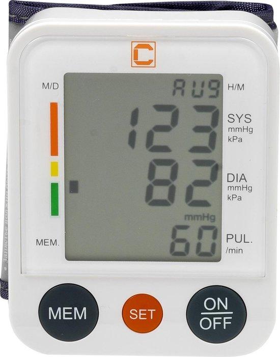 Cresta Care BPM220S digitale bloeddrukmeter