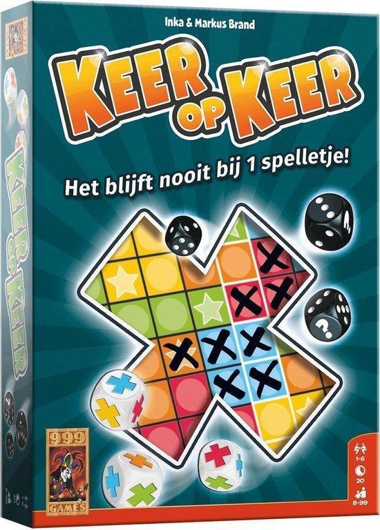 Afbeelding van het spel Keer op Keer - Dobbelspel - 999 Games