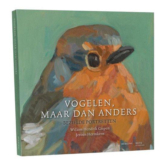 Boek cover Cahierreeks 29 -   Vogelen, maar dan anders van Willem Hendrik Gispen (Paperback)