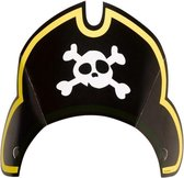 8 Pirate Hats