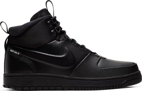 Nike Path Wntr Heren Sneakers - Black/Black-Mtlc Pewter - Maat 43