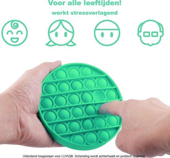 Pop it Fidget Toys - Groen - Rond / Cirkel