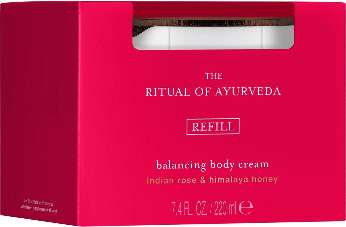 RITUALS The Ritual of Ayurveda Bodycr me refill 220 ml