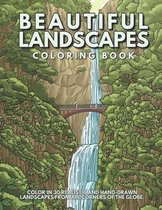 Beautiful Landscapes Coloring Book