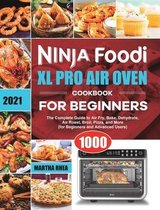 Ninja Foodi XL Pro Air Oven Cookbook for Beginners 2021