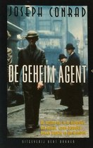 Boek cover De geheim agent van Joseph Conrad