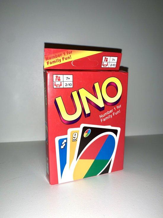 Afbeelding van het spel UNO Kaartspel - Nummer 1 voor familie fun!