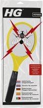 HGX elektrische vliegenmepper - 1 stuk - effectieve bestrijdingsmiddel