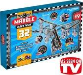 Marble Racetrax - Knikkerbaan - Racebaan - Circuit Set - 32 Sheets - 5 Meter