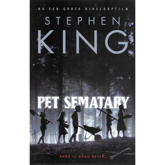 Pet Sematary (Nederlandstalige editie)