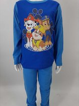 Paw Patrol Kinder Pyjama Maat 98/104 Blauw - 1 Stuk