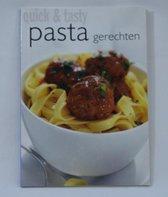 Quick & tasty: pasta gerechten paperback