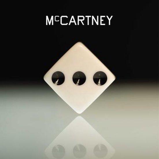 CD cover van III (LP) van Paul McCartney