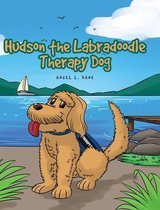 Hudson the Labradoodle Therapy Dog