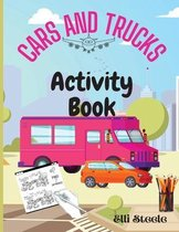 Cars And Trucks Activity Book