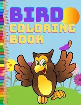 Bird Coloring Book
