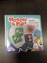 Woezel en Pip Memorie spel