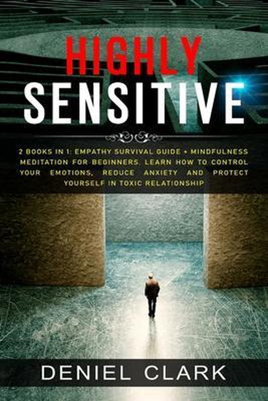 Highly Sensitive: 2 Books in 1