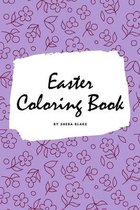 Easter Coloring Book for Children (6x9 Coloring Book / Activity Book)