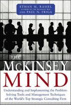 Boek cover McKinsey Mind van Ethan M. Rasiel (Hardcover)