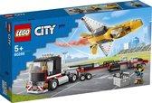LEGO City Vliegshow Jet Transport - 60289