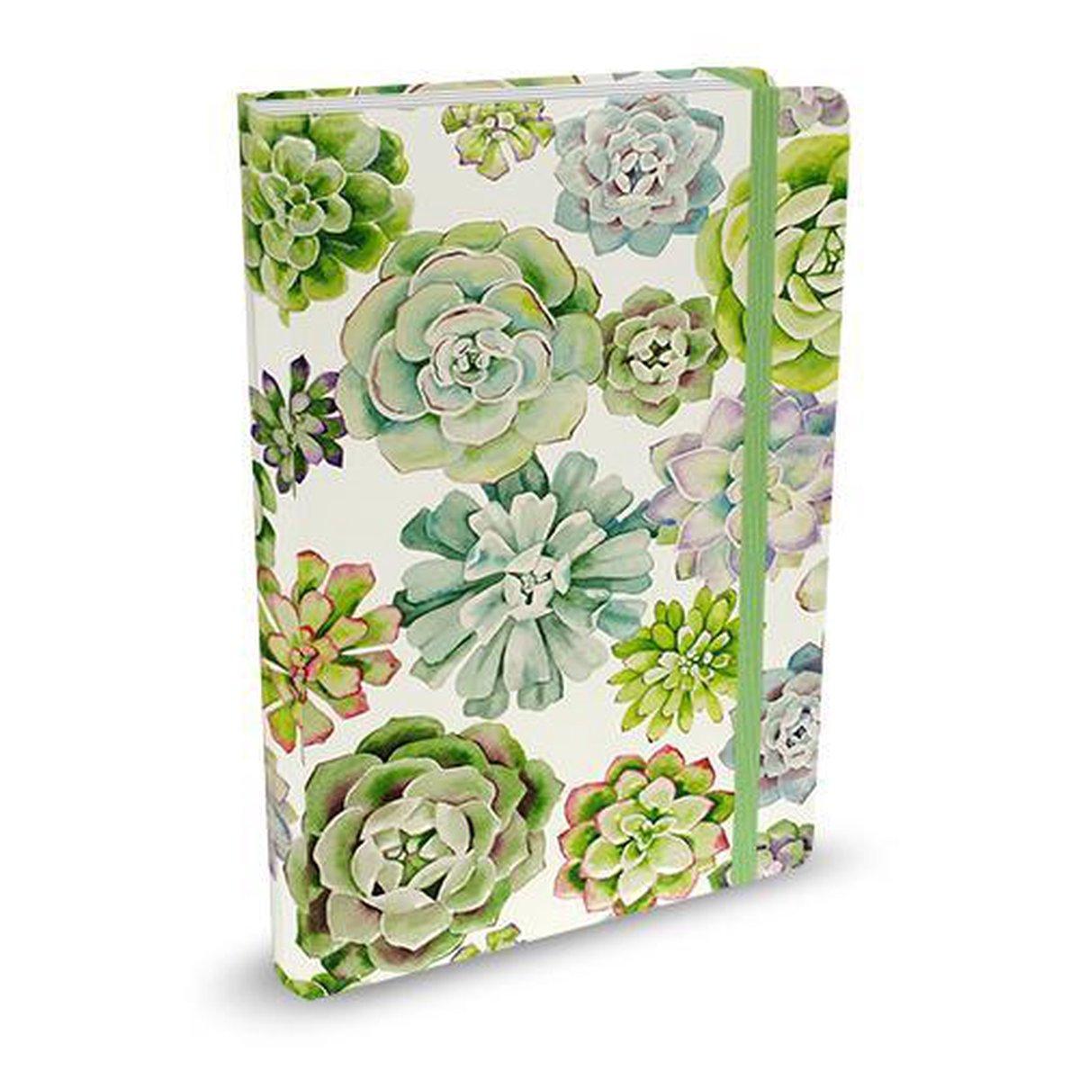 Peter Pauper Notitieboekje - Succulent Garden (small)